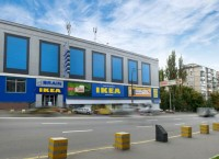 Аренда фасада для рекламы в VEDA E-Commerce Center